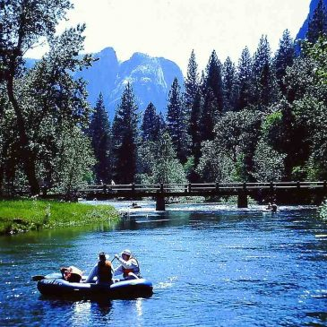On the Merced River