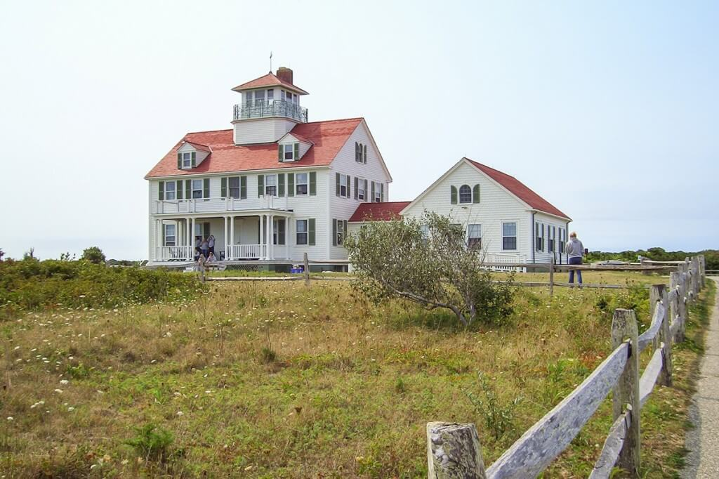 Coast Guard Beach House