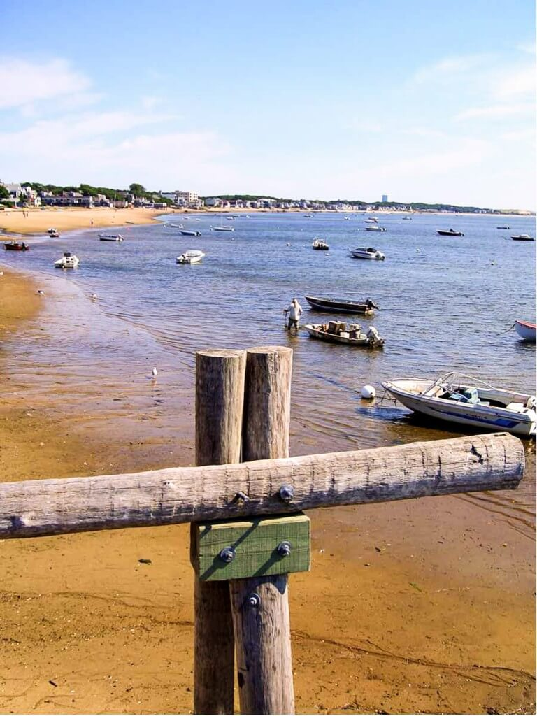 Harbor Beach am Macmillan Wharf in Provincetown