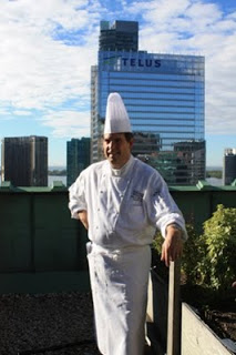 David Garcelon Executive Chef Fairmont Royal York