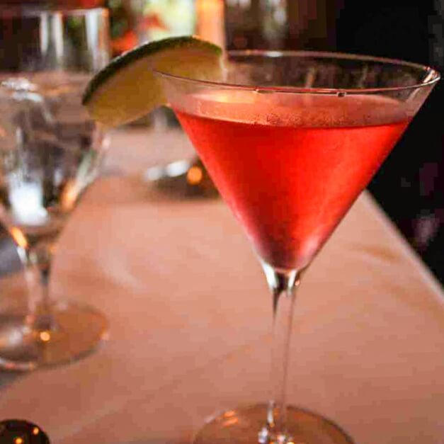 Lynne's Cosmo