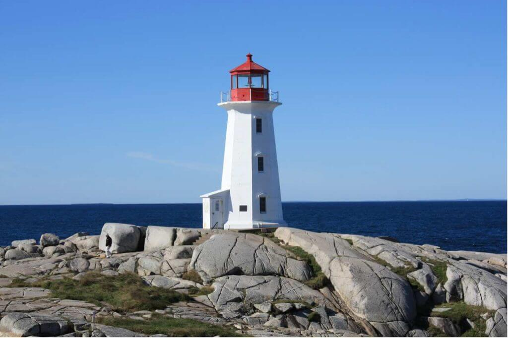 Lighthouse Route Peggy's Cove