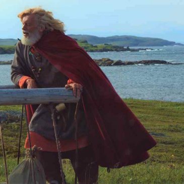 Vikings in L'Anse aux Meadows