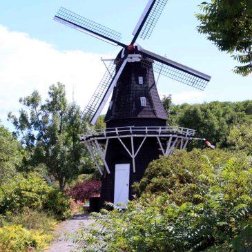 Dutch Windmill at Kingsbrae Gardens © Copyright Monika Fuchs, TravelWorldOnline