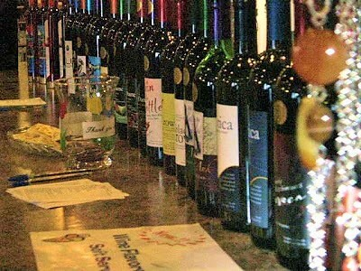 The colorful variety of Newfoundland fruit is reflected in its fruit wines