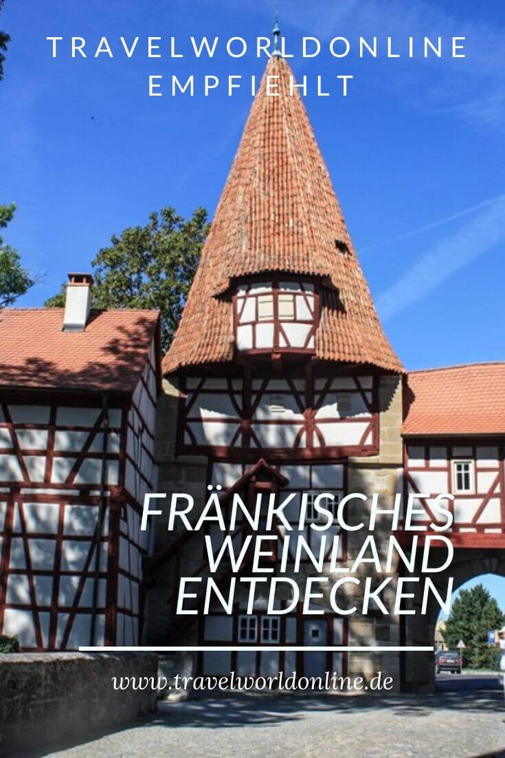 Discover Franconian wine country