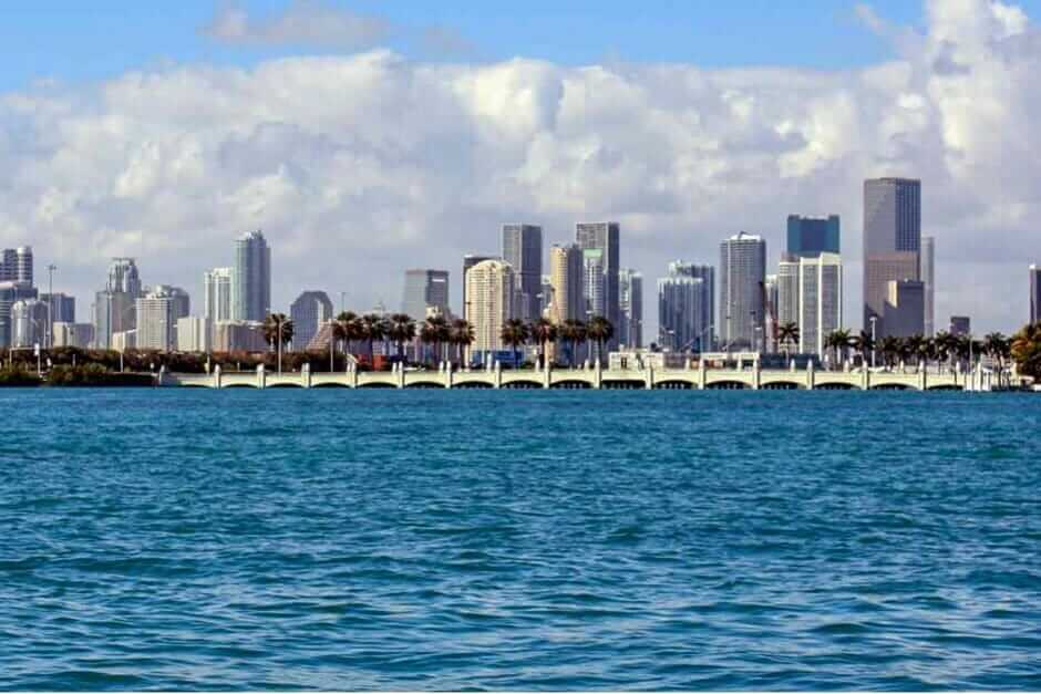 Miami im Dezember