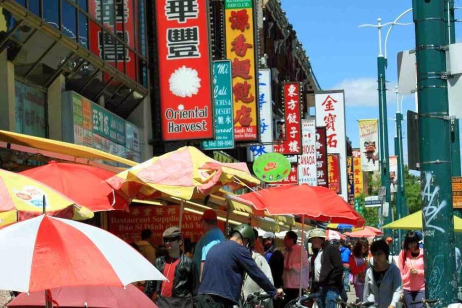 Toronto Chinatown – Impressionen