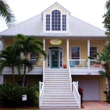 Villa on Captiva Island