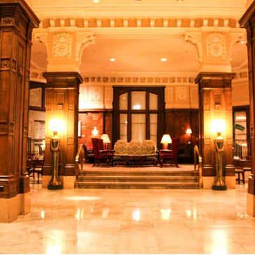 Fairmont Gold im Chateau Laurier in Ottawa, Ontario