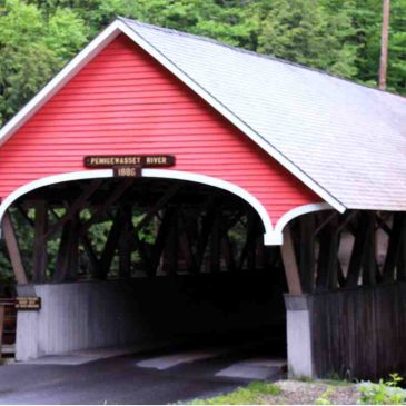 Covered Bridges: romantisches Neuengland