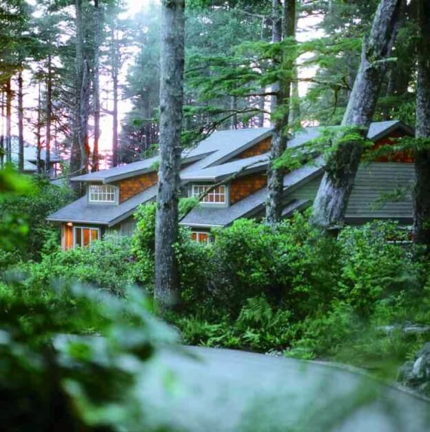 Long Beach Lodge in Tofino