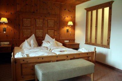 Winter Wellness Österreich im Hotel Post Lermoos