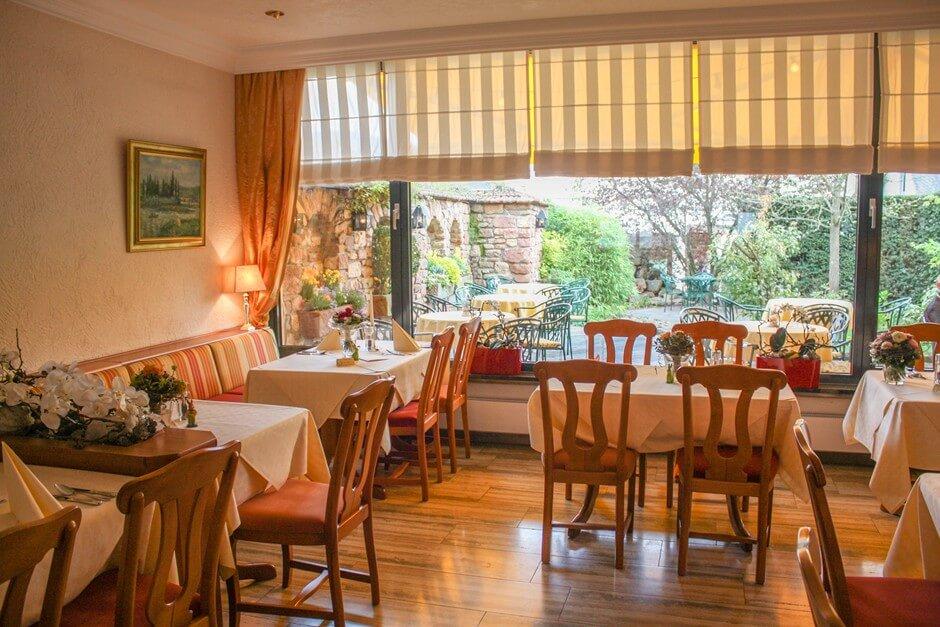 Restaurant im Bömers Mosellandhotel