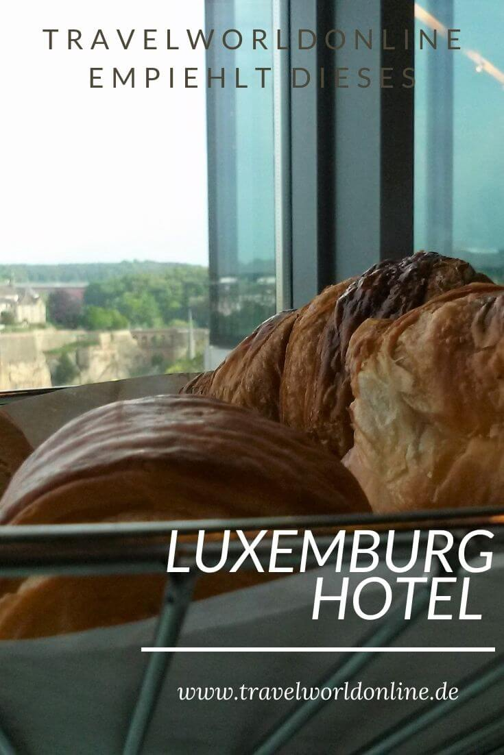Luxembourg Hotel - Luxury Hotel in Luxembourg City