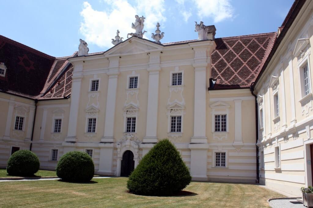 Im Stift Altenburg