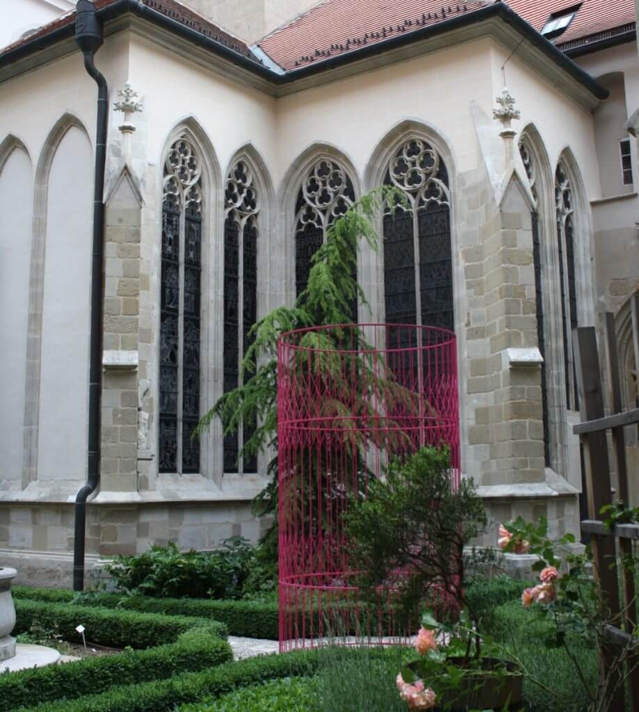Cloister Klosterneuburg - at our monastery garden route in Lower Austria