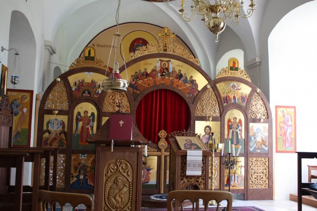 Orthodoxe Kapelle