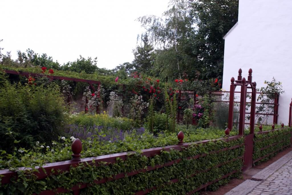 Renaissance Garden - at our Klostergarten Route in Lower Austria