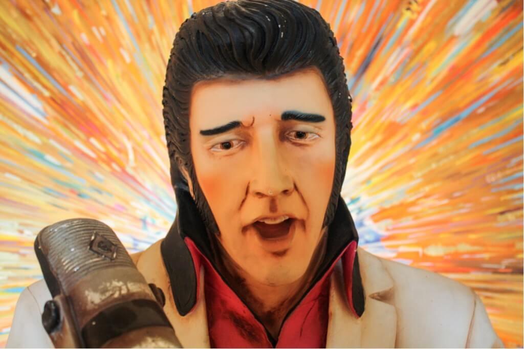 Elvis lebt