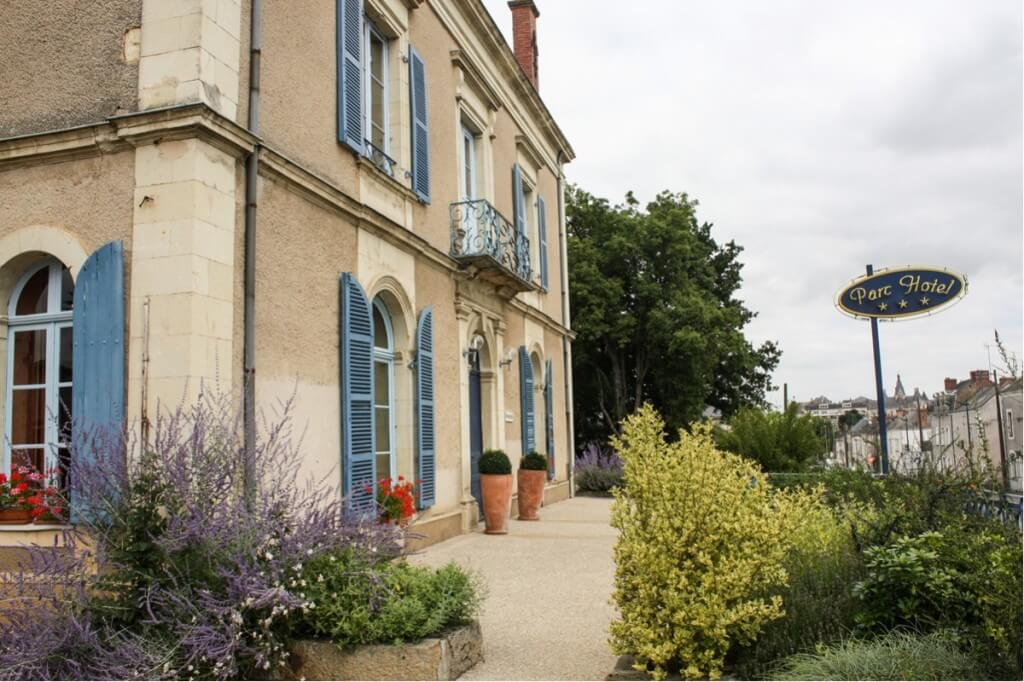 Hotel Parc in Château Gontier