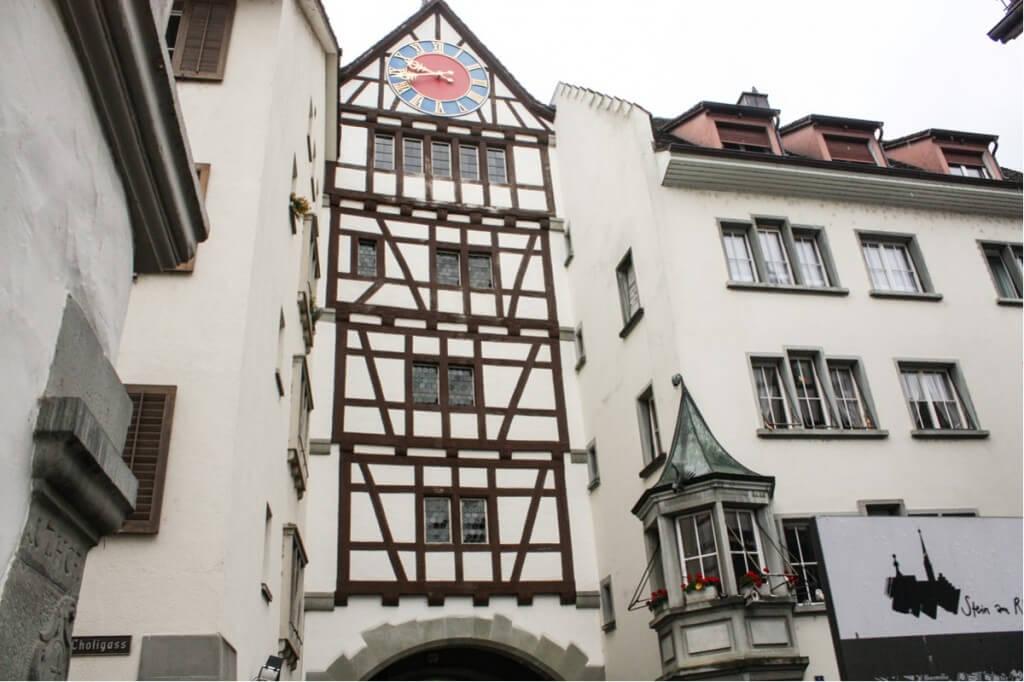 Untertor in Stein am Rhein