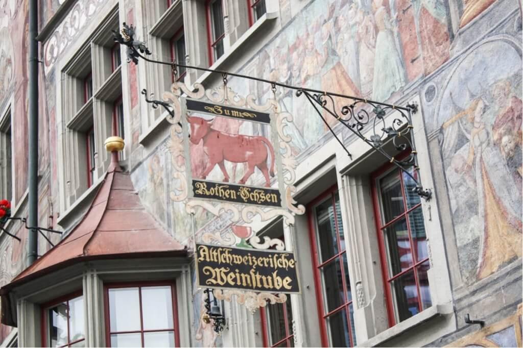 Wirtshaus Zum Rothen Ochsen
