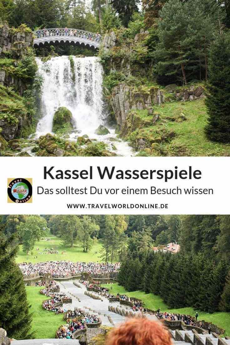 Kassel water features