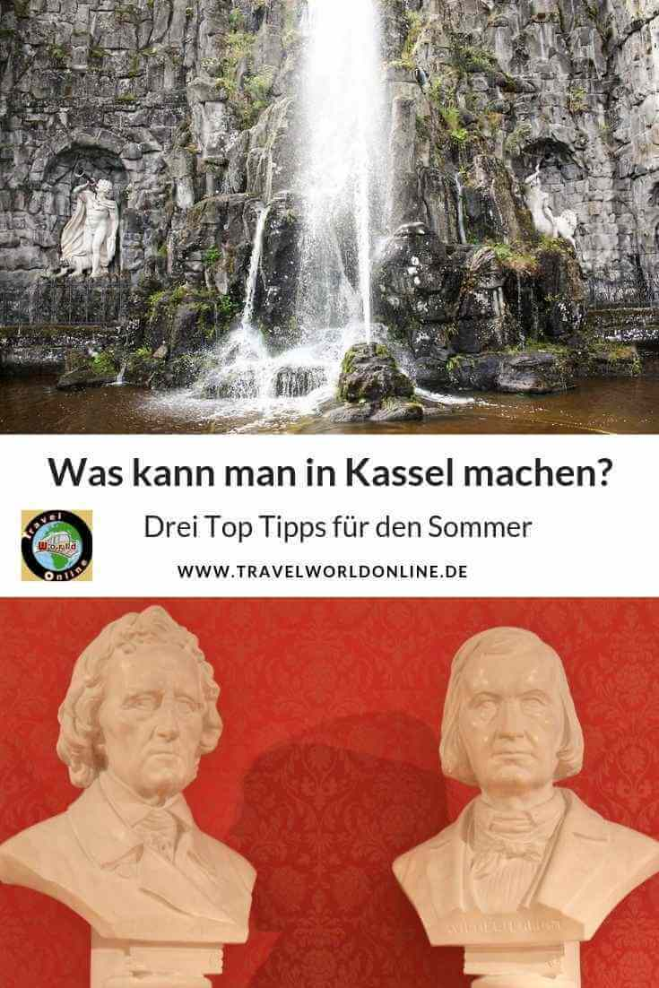 What can one do in Kassel?