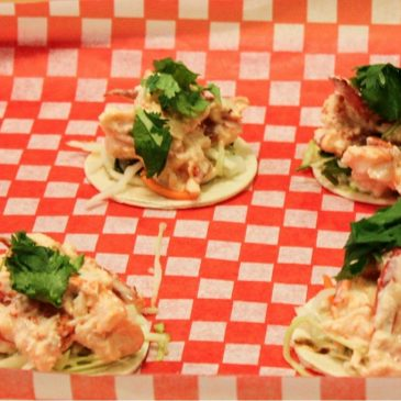 Dave's Lobster Tacos