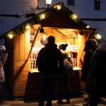 Wrapped up warm about the Advent market on the fortress Hohensalzburg stroll
