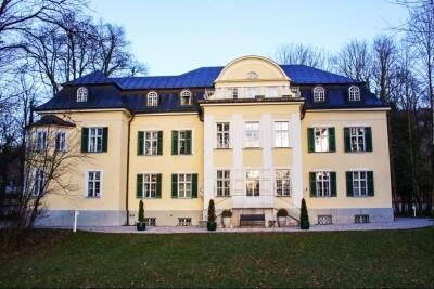 Die Villa Trapp in Aigen bei Salzburg