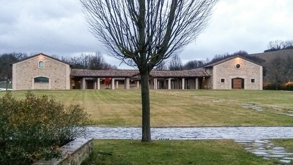 Hier finden Veranstaltungen statt im Relais Benessere Borgo Lanciano