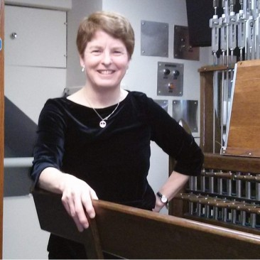 Dominion Carillonneur of Canada: Andrea McCrady
