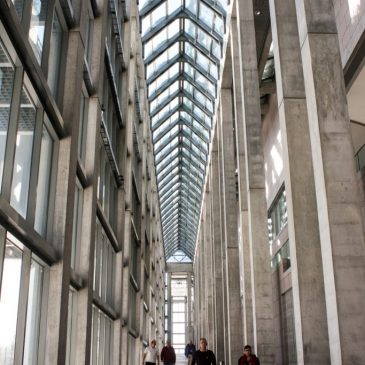 National Gallery of Art in Ottawa: Architektur