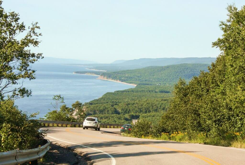 Cabot Trail Roadtrip Cape Smokey