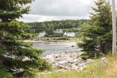 Neil's Harbor on the Cabot Trail