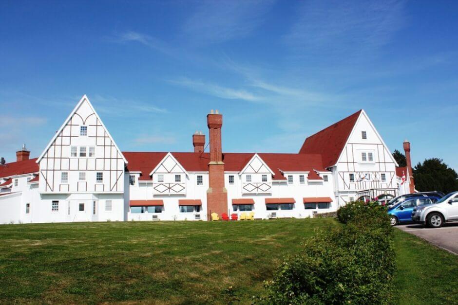 Keltic Lodge in Ingonish Beach