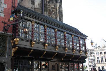 Das tolle Restaurant Postwagen am Markt in Aachen