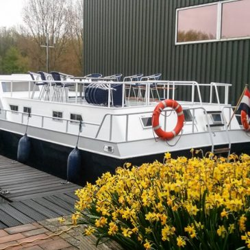 Hausboot Holland - Unser Olympia Superkreuzer