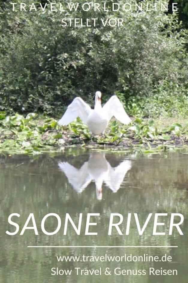Natur geniessen am Saone River