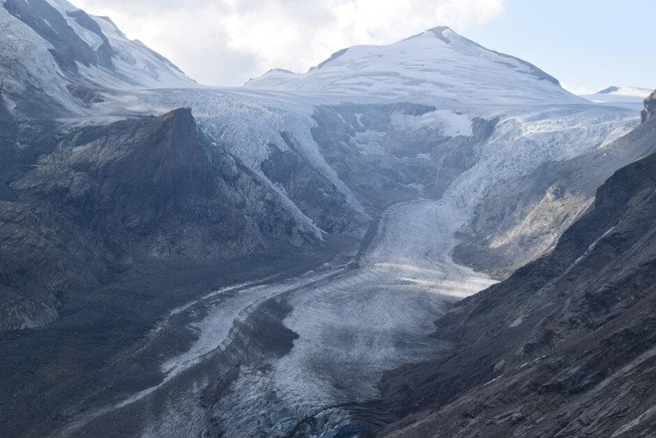 Österreichs höchster Berg - der Großglockner