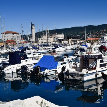 Triest Hafen – Dolce vita in Friaul