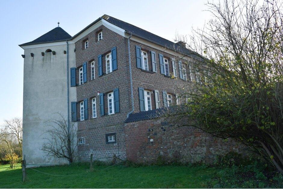 Das Herrenhaus im Haus Bürgel