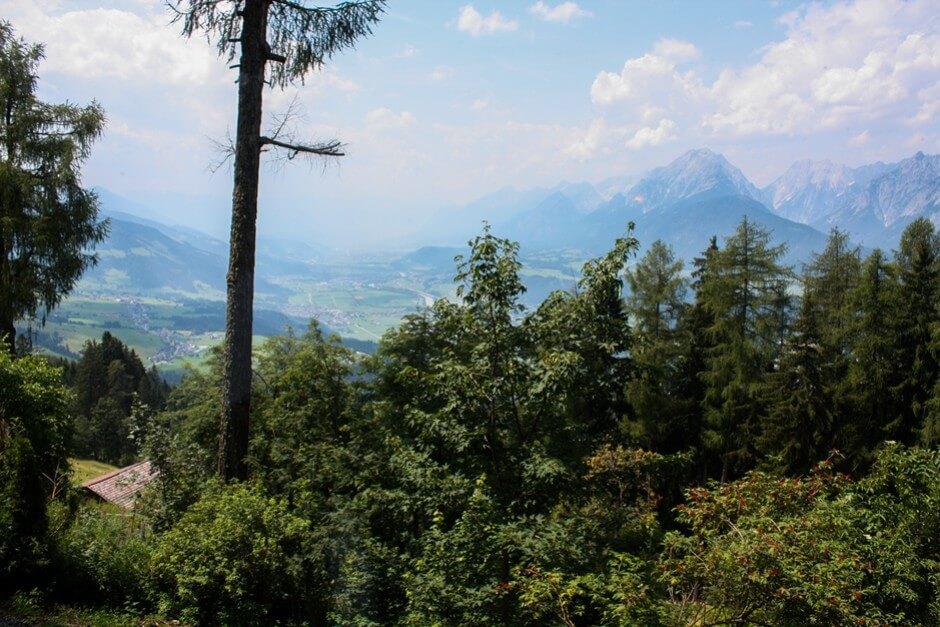Die schönsten Bilder 2015 Inntal bei Grafenast