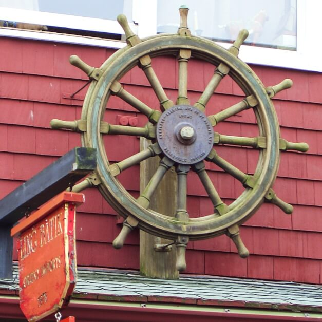 Maritimer Charme in Rockport