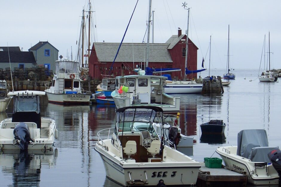 Motif No 1 in Rockport