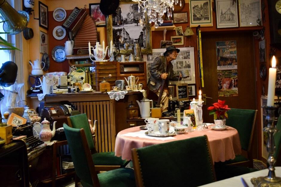 Nostalgie Café Bergischer Hof