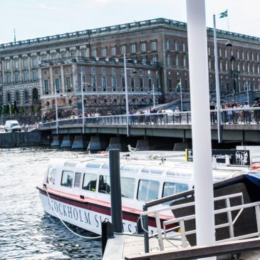 Stockholm Sightseeing per Boot