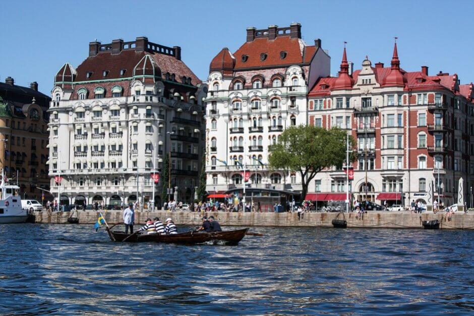 Ein Tag in Stockholm - bequem vom Boot aus